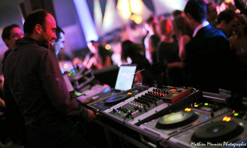 dj professionnel normandie mariage gala seminaire